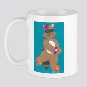 Robin Raccoon Mug