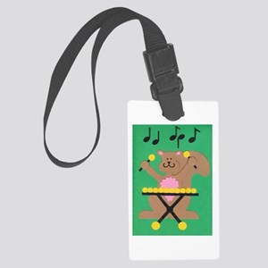 Xavier Xerus Large Luggage Tag