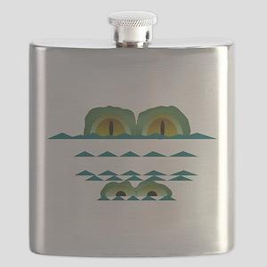 Big Croc Flask