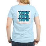 The Stupid Paradox Women's Light T-Shirt