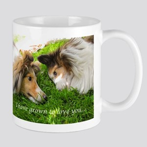 I have grown to love you Mug