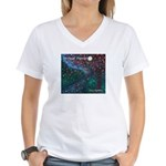 Time Together Women's V-Neck T-Shirt