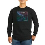 Time Together Long Sleeve Dark T-Shirt