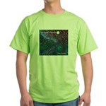 Time Together Green T-Shirt