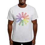 Hex color wheel Light T-Shirt