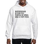 Motherhood T-shirt Hooded Sweatshirt