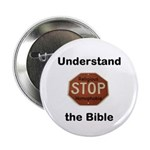 "Bible 2.25"" Button"
