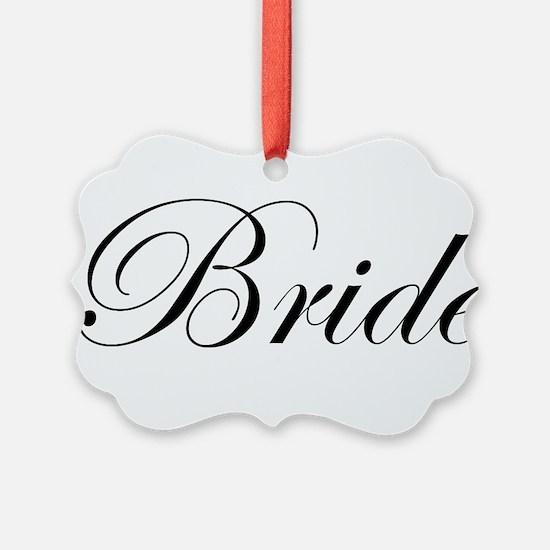 Bride.png Ornament