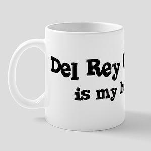 Del Rey Oaks - hometown Mug