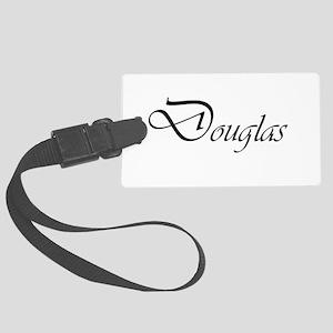 Douglas Large Luggage Tag