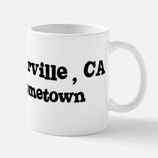 East Porterville - hometown Mug