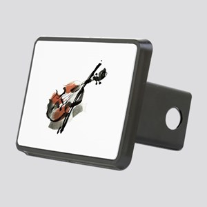 Violin Rectangular Hitch Cover