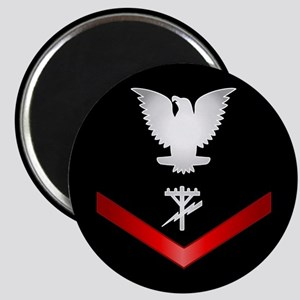 Navy PO3 Construction Electrician Magnet