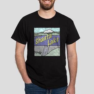 Three Shastas Dark T-Shirt