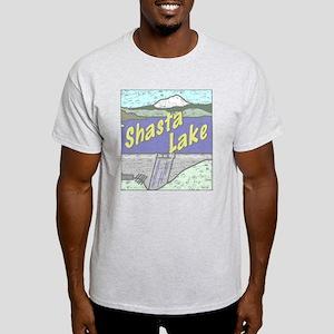 Three Shastas Light T-Shirt