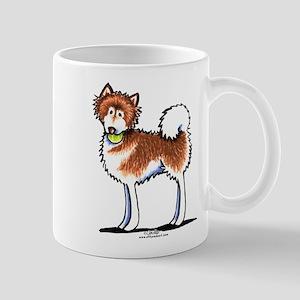 Alaskan Malamute Playtime Mug
