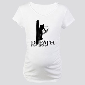 BOWHUNTING Maternity T-Shirt