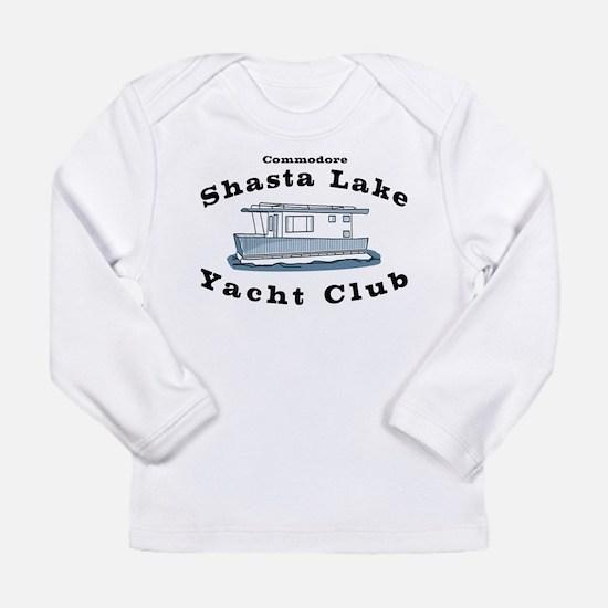 Shasta Lake Yacht Club Long Sleeve Infant T-Shirt
