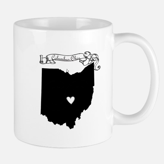 Columbus Ohio Mug