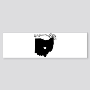 Columbus Ohio Sticker (Bumper)