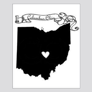 Columbus Ohio Small Poster