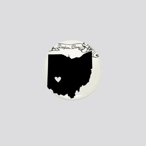 Dayton Ohio Mini Button