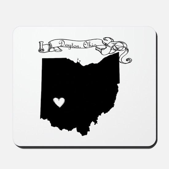 Dayton Ohio Mousepad