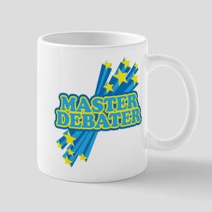 Master Debater Mug