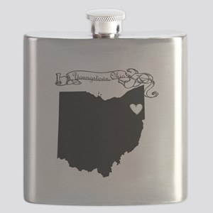 Youngstown Ohio Flask