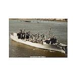 USS KANSAS CITY Rectangle Magnet