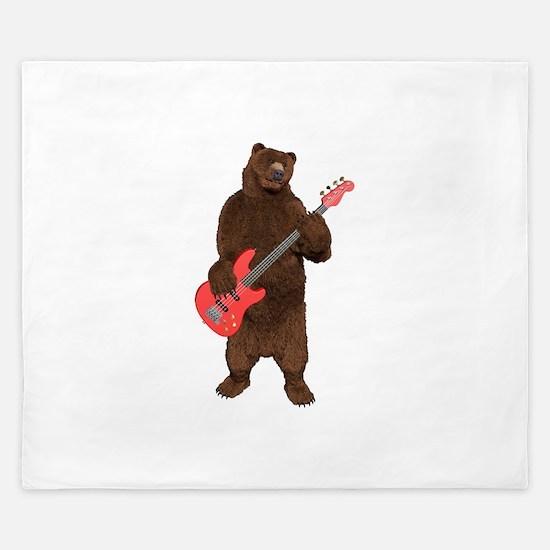Bears Rock King Duvet