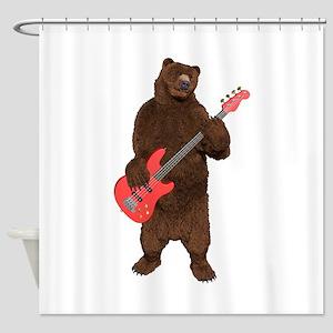 Bears Rock Shower Curtain
