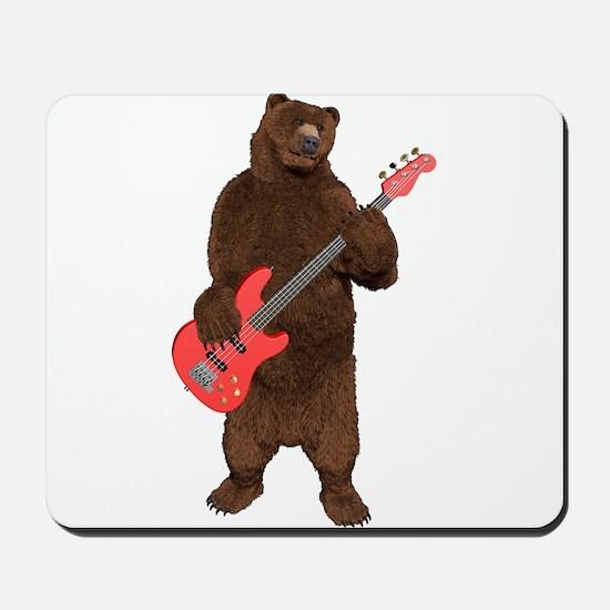 Bears Rock Mousepad