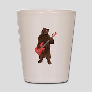 Bears Rock Shot Glass