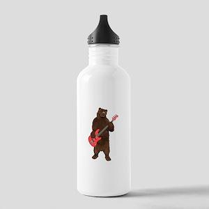 Bears Rock Stainless Water Bottle 1.0L