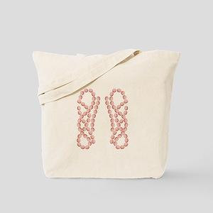 Brain ChainTote Bag