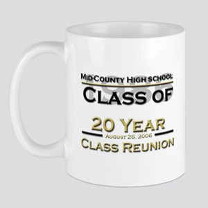 Mid-County Class of 1986 Mug