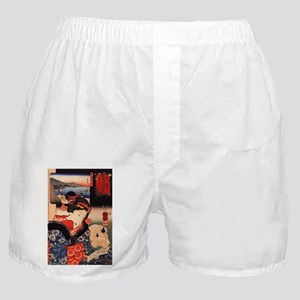 Japanese Cats Boxer Shorts