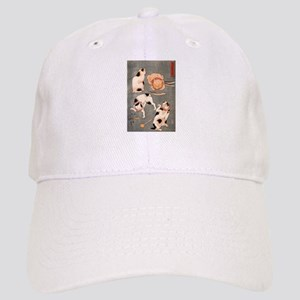 Japanese Cats Cap