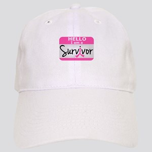 Breast Cancer Survivor 24 Cap