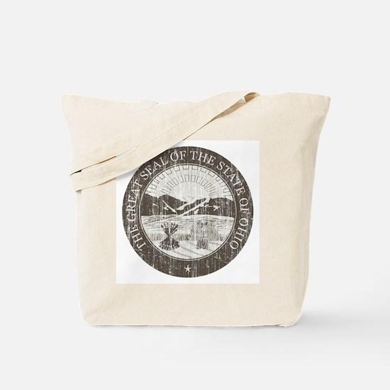 Vintage Ohio Seal Tote Bag