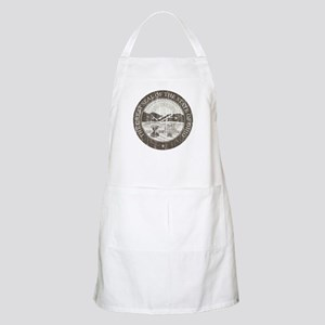 Vintage Ohio Seal Apron