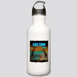 cape town africa Stainless Water Bottle 1.0L