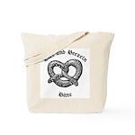 Bier und Brezeln Tote Bag