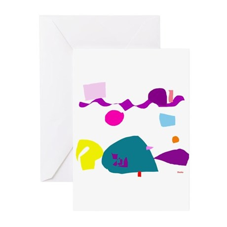 Imagination 2 Greeting Cards (Pk of 10)