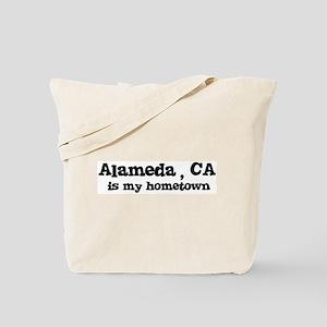 Alameda - hometown Tote Bag