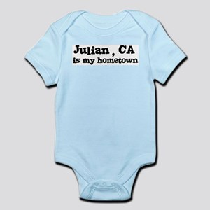Julian - hometown Infant Creeper