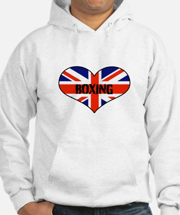 LOVE BOXING UNION JACK Hoodie
