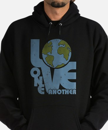 Love One Another Hoodie (dark)