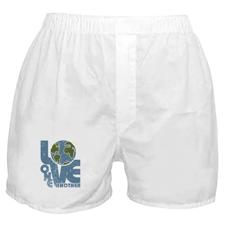 Love One Another Boxer Shorts